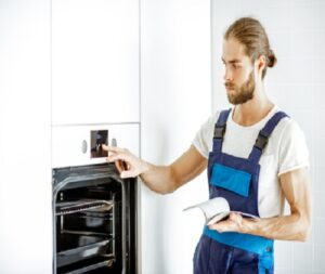 BA Repairs Services electric oven